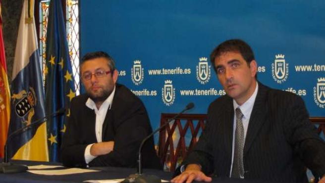 Pérez y Moreno, en rueda de prensa