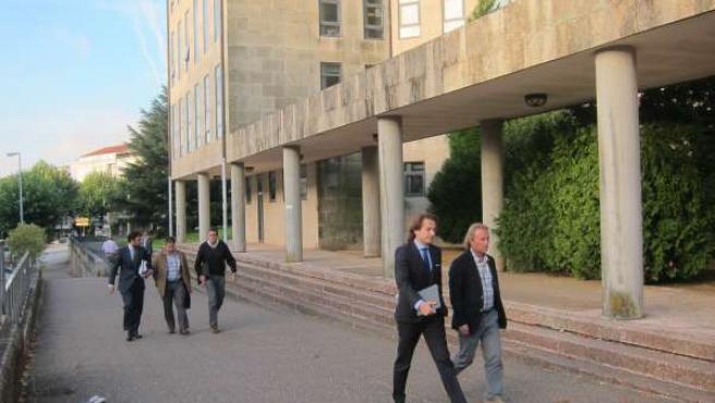 Cargos de Adif llamados a declarar ante el juez Aláez por el accidente del Alvia