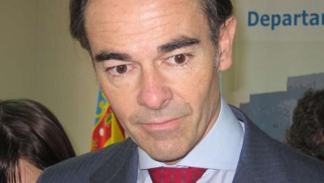 Manuel Llombart (imagen de archivo)