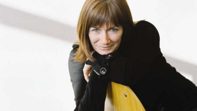 La escritora Nell Leyshon