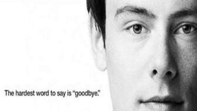 Promo de 'Glee' con Cory Monteith.