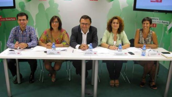 Reunión CEP PSOE Málaga