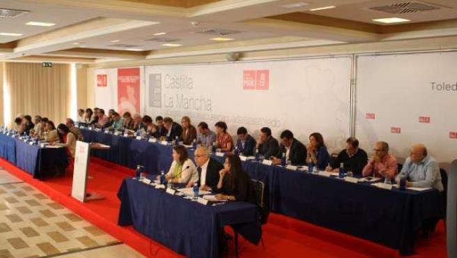 Comitém regional PSOE