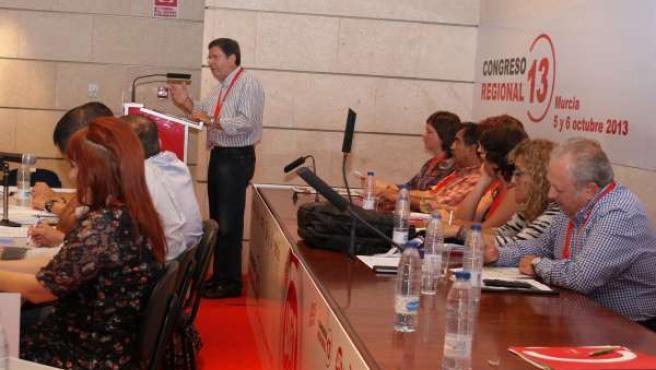 Delegados del XIII Congreso Regional de UGT avalan la gestión