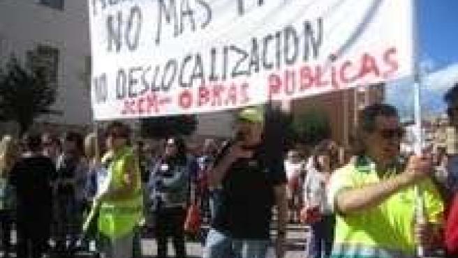 Manifestación Molina
