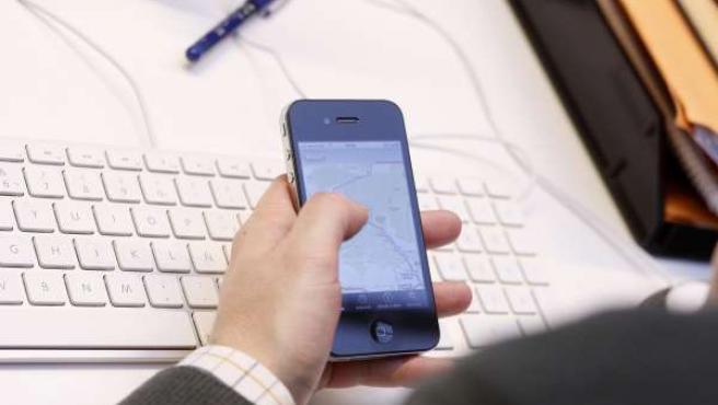 Usuario de Dispositivo móvil