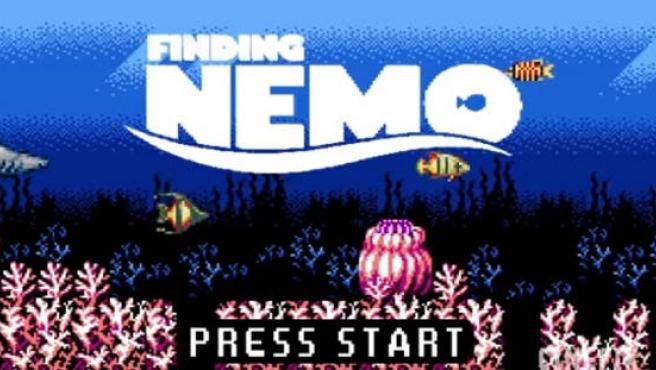 Vídeo del día: La versión 8 bits de 'Buscando a Nemo'