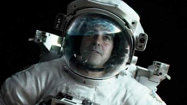 George Clooney protagoniza 'Gravity'.