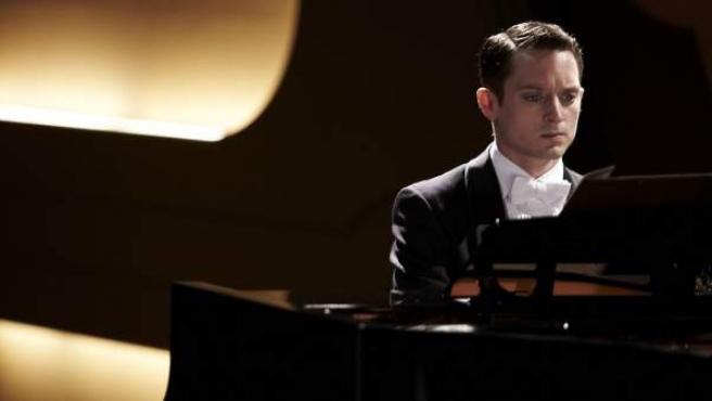Elijah Wood protagoniza 'Grand Piano', de Eugenio Mira.