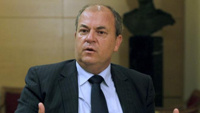 José Antonio Monago, presidente de Extremadura.