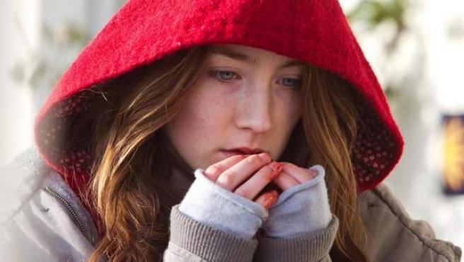 Saoirse Ronan en una escena de 'Byzantium', de Neil Jordan.
