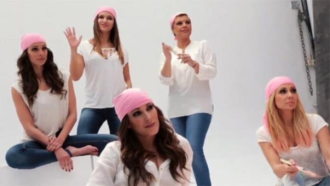Juntas contra el cáncer de mama
