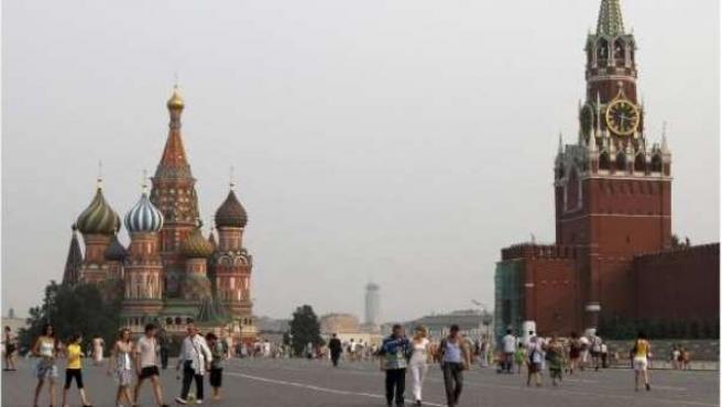 Ciudad de Moscú