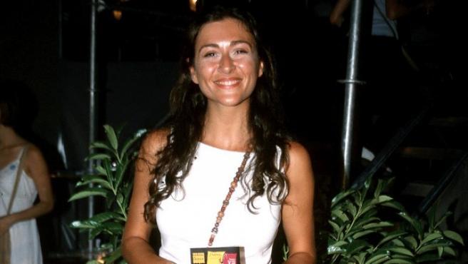 La cantante Marilia Casares.