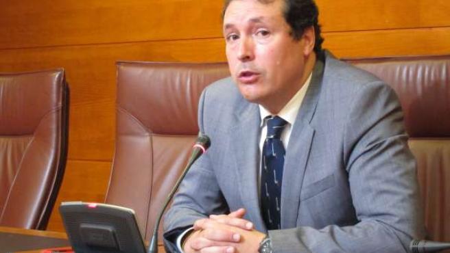 Iñigo Fernández, diputado del PP cántabro
