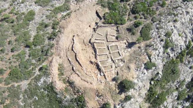 Excavaciones en la Ribera de Cabanes