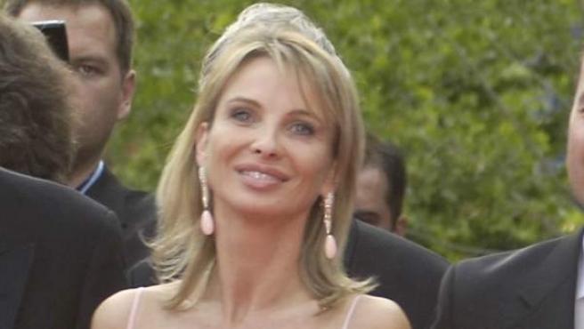 Corinna Zu Sayn Wittgenstein en los Premios Laureus de 2006.