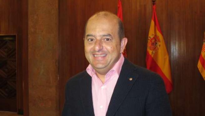 Presidente comisión transportes FEMP y alcalde Las Palmas, Juan José Cardona