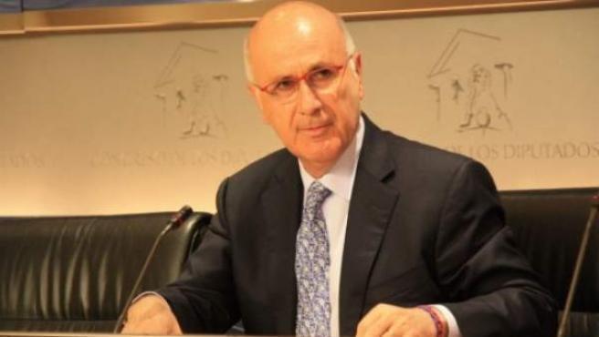 El portavoz de CiU en el Congreso, Josep Antoni Duran i Lleida.