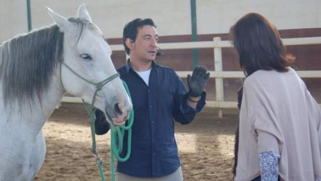 David Russ, un ejecutivo de publicidad que lo dejó todo para emprender con un proyecto protagonizado por su pasión: los caballos.