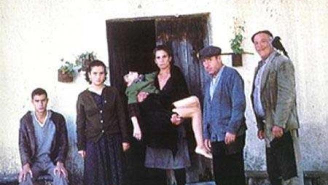 'Los santos inocentes', la película