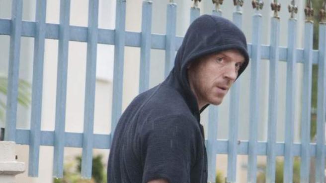 El oficial Nicholas Brody (Damian Lewis) en 'Homeland'.