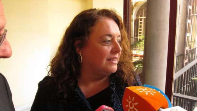 La nueva directora general de Violencia de Género