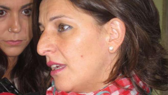 Yolanda Díaz, de AGE