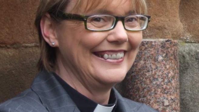La irlandesa Pat Storey es la primera mujer ordenada obispa en Europa.