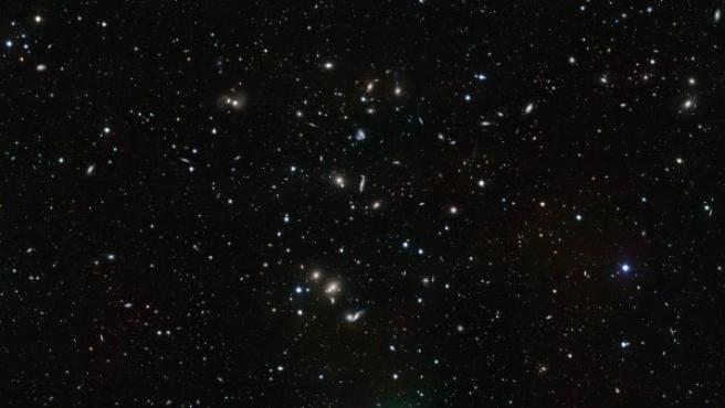 Imagen del Universo.