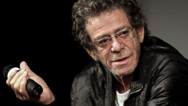 El cantante Lou Reed en una imagen de archivo.