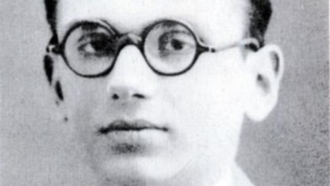 Kurt Gödel a los 19 años de edad.
