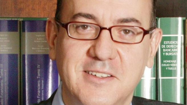 Imagen de archivo de José María Roldán.