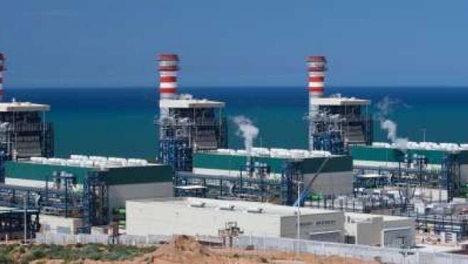 Ciclo combinado de gas de Iberdrola en Argelia
