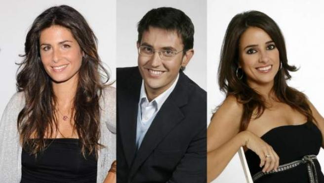 Presentadores que comenzaron su carrera profesional en Canal 9.