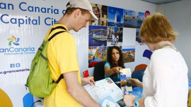 Oficina de información turística de Las Palmas de Gran Canaria