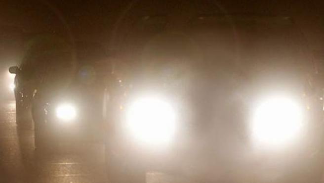 Los deslumbramientos son una de las causas más frecuentes de accidentes en la conducción en ciudad.