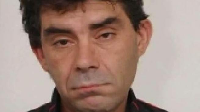 El peligroso delincuente Saturnino Marcos Cerezo Cancelas, alias Canceliñas.