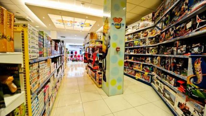 Una tienda Toy Planet