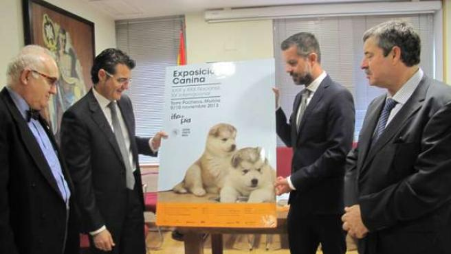 Presentación feria canina