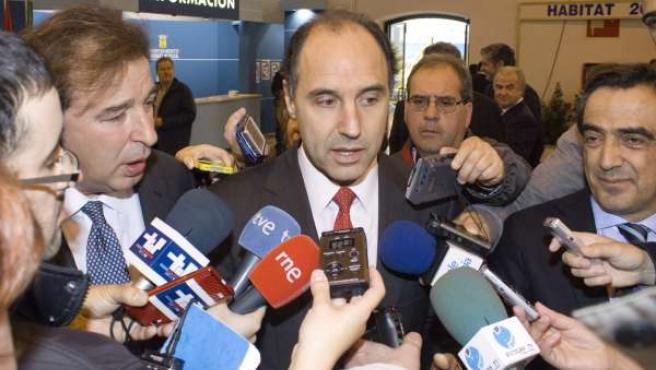 Ignacio Diego con Ildefonso Calderón y Francisco Rodríguez en Hábitat