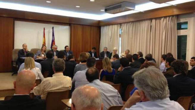 Imagen de la Asamblea de Alcaldes