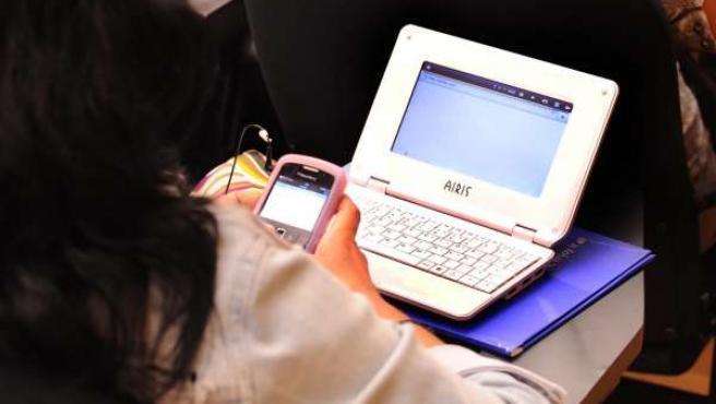 Uso de nuevas tecnologías