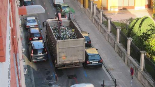 Residuos, Recofida De Vidrio En Santander