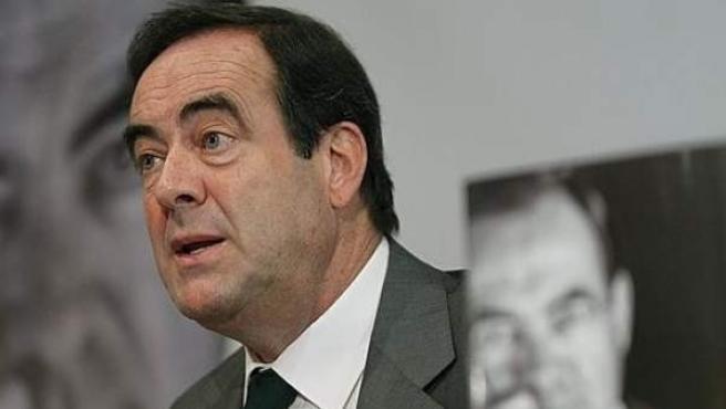 José Bono, expresidente del Congreso