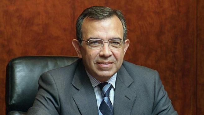 Fotografía de archivo del exdirector general de Caja Mediterráneo (CAM) Roberto López Abad.