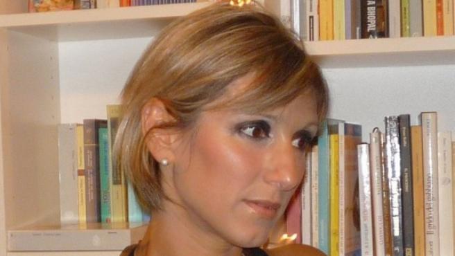 La periodista Constanza Miriano.