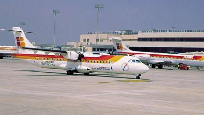 Aviones De Air Nostrum