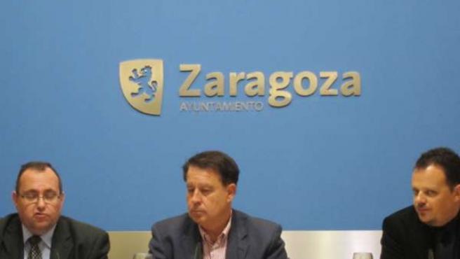 Presentación del FCZ 2013