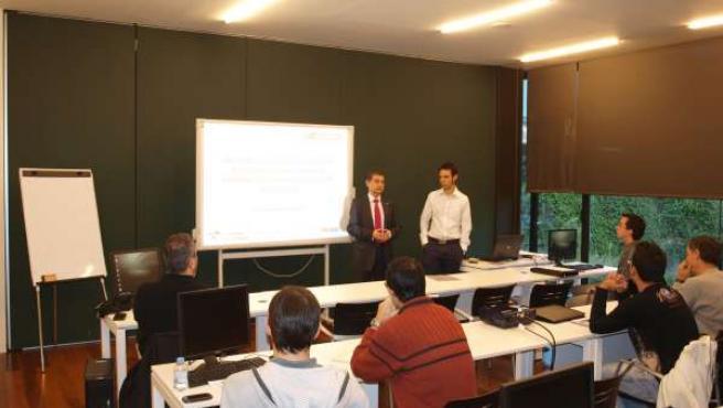 Seminario Innovación inaugurado por Julio Herreros